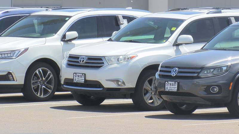 New cars are hard to come by. It seems there's a shortage of new cars hitting the lots, and...