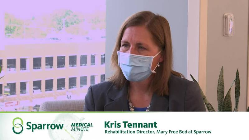 An interview with Kris Tennant, Rehabilitation Director, Mary Free Bed at Sparrow