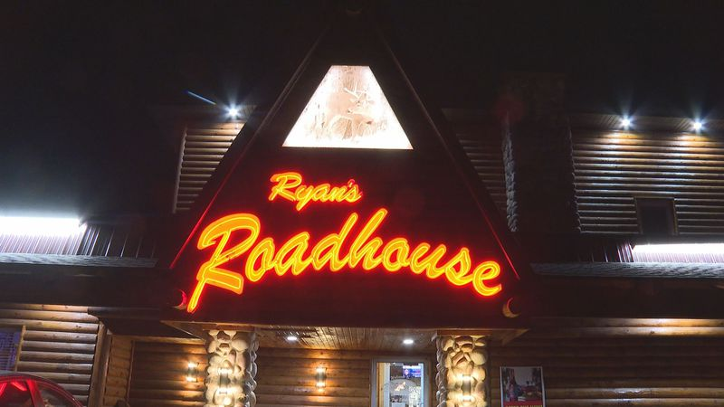 Ryan's Roadhouse is a fixture in the community.