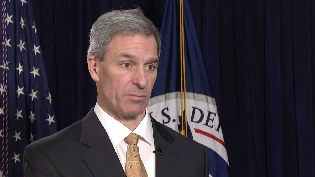 DHS Acting Deputy Secretary Ken Cuccinelli discusses sanctuary cities with Gray DC. (Source: Gray DC)