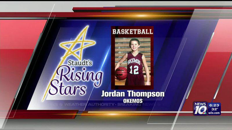 Staudt's Rising Star: Jordan Thompson