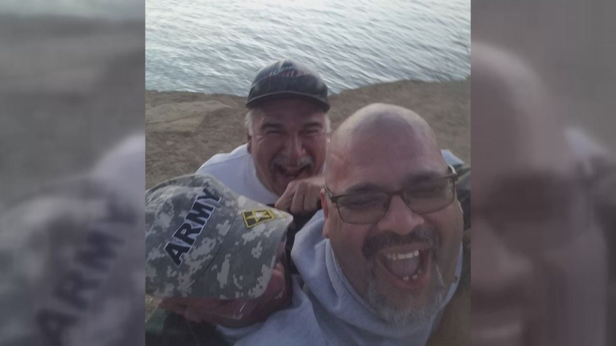 The family of Dennis Palomo, 60, said he died Friday morning from injuries he sustained when he was hit by a bus in October.
