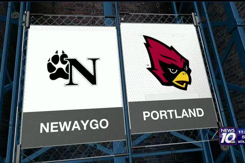 Newaygo vs. Portland