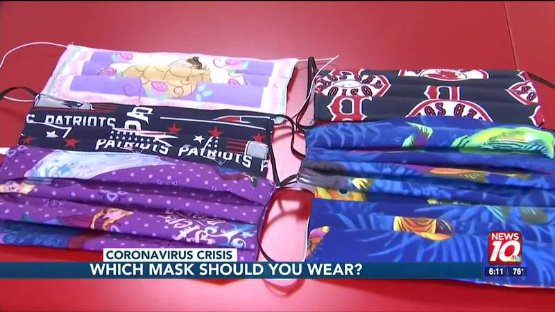 Which mask is the right mask?