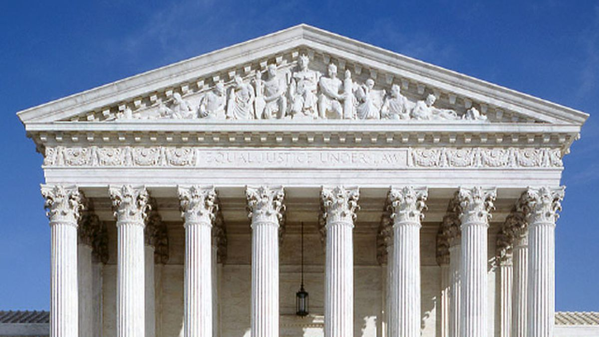 The Supreme Court is allowing nationwide enforcement of a new Trump administration rule that prevents most Central American immigrants from seeking asylum in the United States. (Source: SupremeCourt.gov)