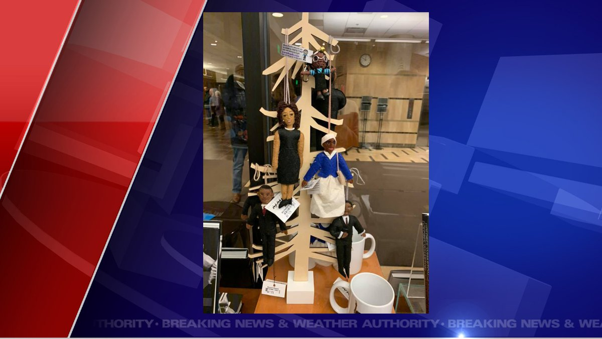 MSU Spokesperson Emily Gerkin Guerrant told News 10 that the display at the Wharton Center...