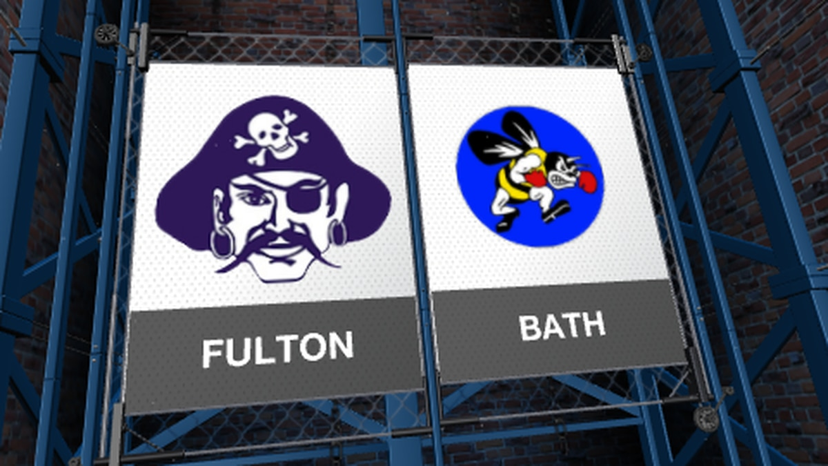 The Fulton Pirates tipped off against the Bath Bees on Friday