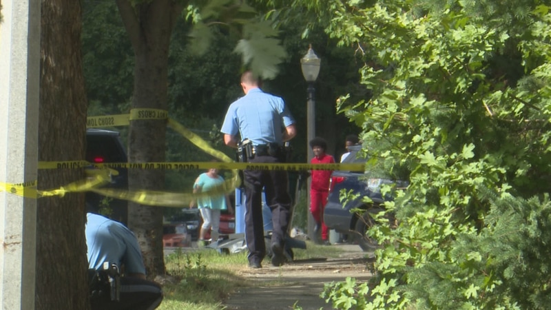 Lansing Police investigating a shooting in August.