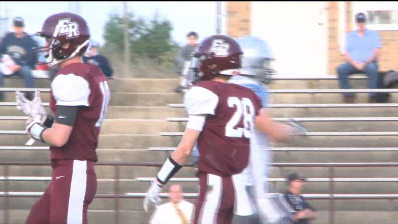 Eaton Rapids stand out Jake Lock recognized during News 10's 'Seniors Sidelined' campaign on...