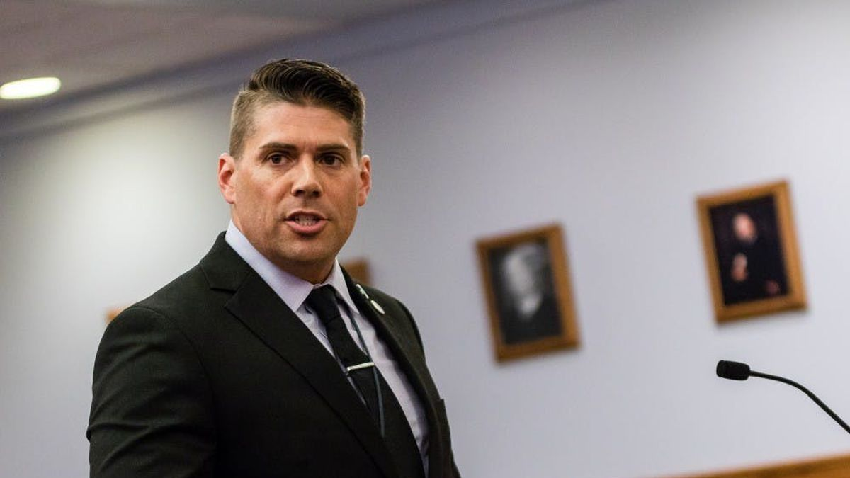 Former Assistant Attorney General Brian Kolodziej was forced to resign in September 2019 for...