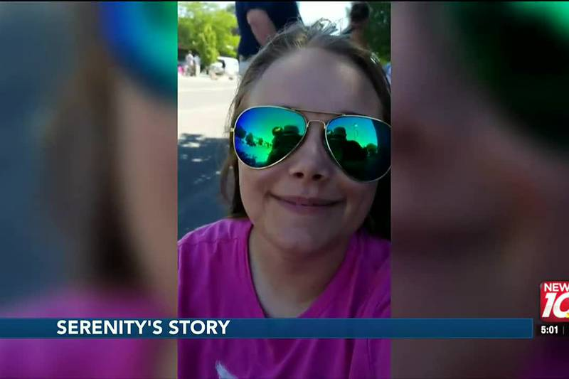 Serenity's story: Warning signs for mental health in teens