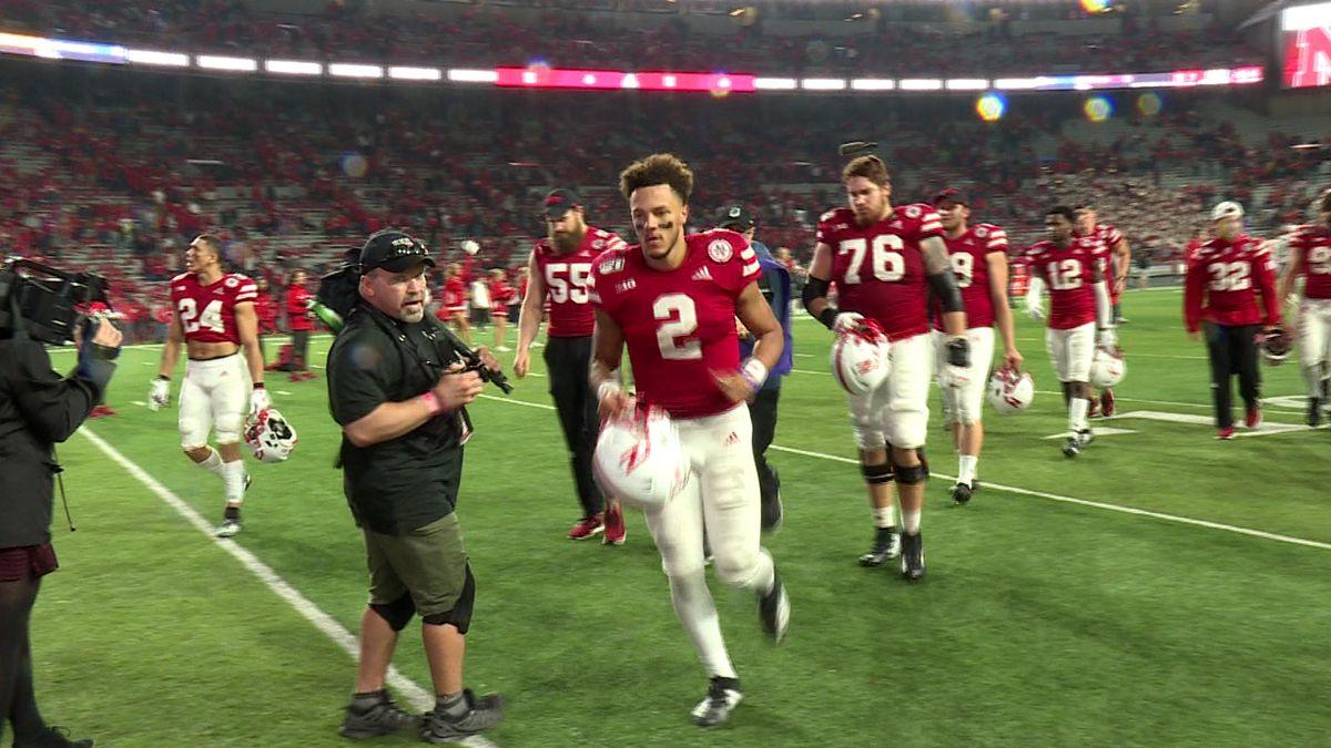 Nebraska Cornhuskers continue 2019 Big Ten play