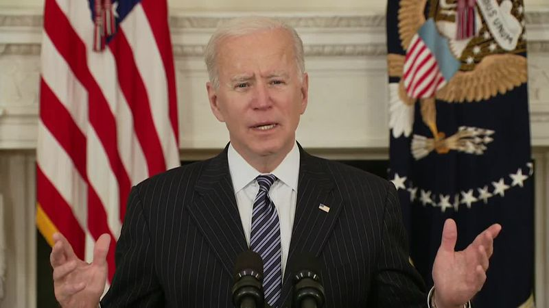 A bipartisan group of lawmakers is set to meet with President Joe Biden to discuss the...