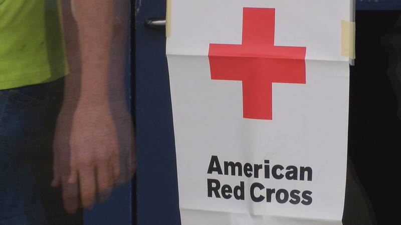 The donations will go towards the recovery efforts provided by the American Red Cross....