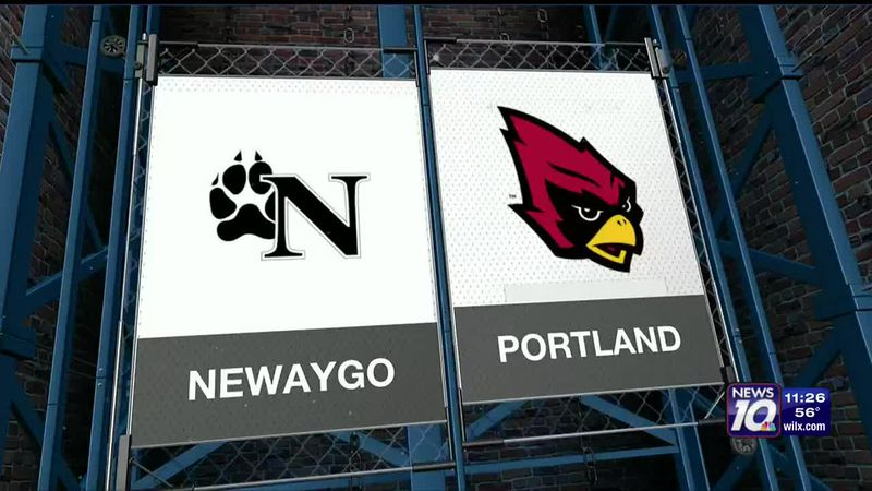 Newaygo vs. Portland