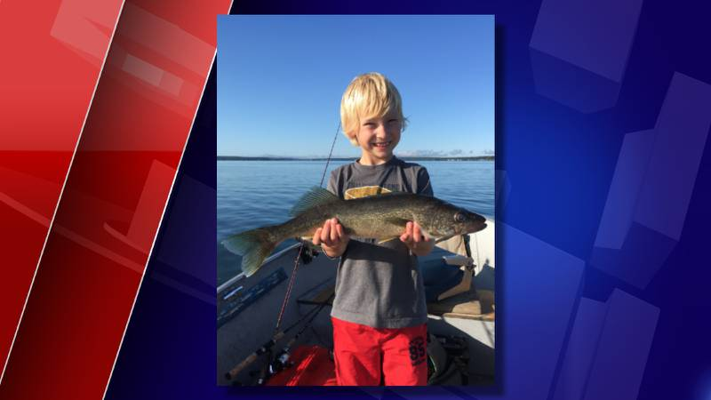 Michigan's Free Fishing Weekend will be held on June 12 and 13.