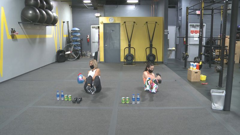 Work It Out Wednesday With Tri-Fitness and owner Kristen Clark