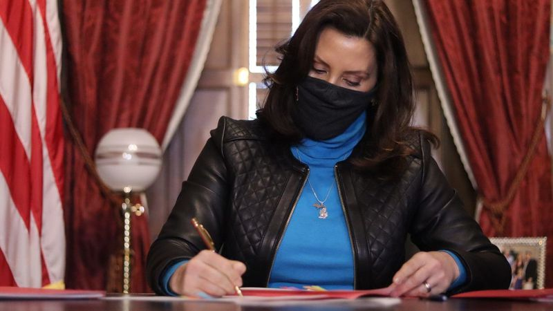 Friday Gov. Whitmer released an Executive Directive on the use of separation agreements by...