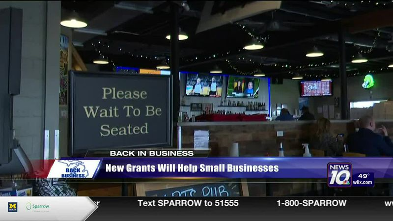 New grants will help small business