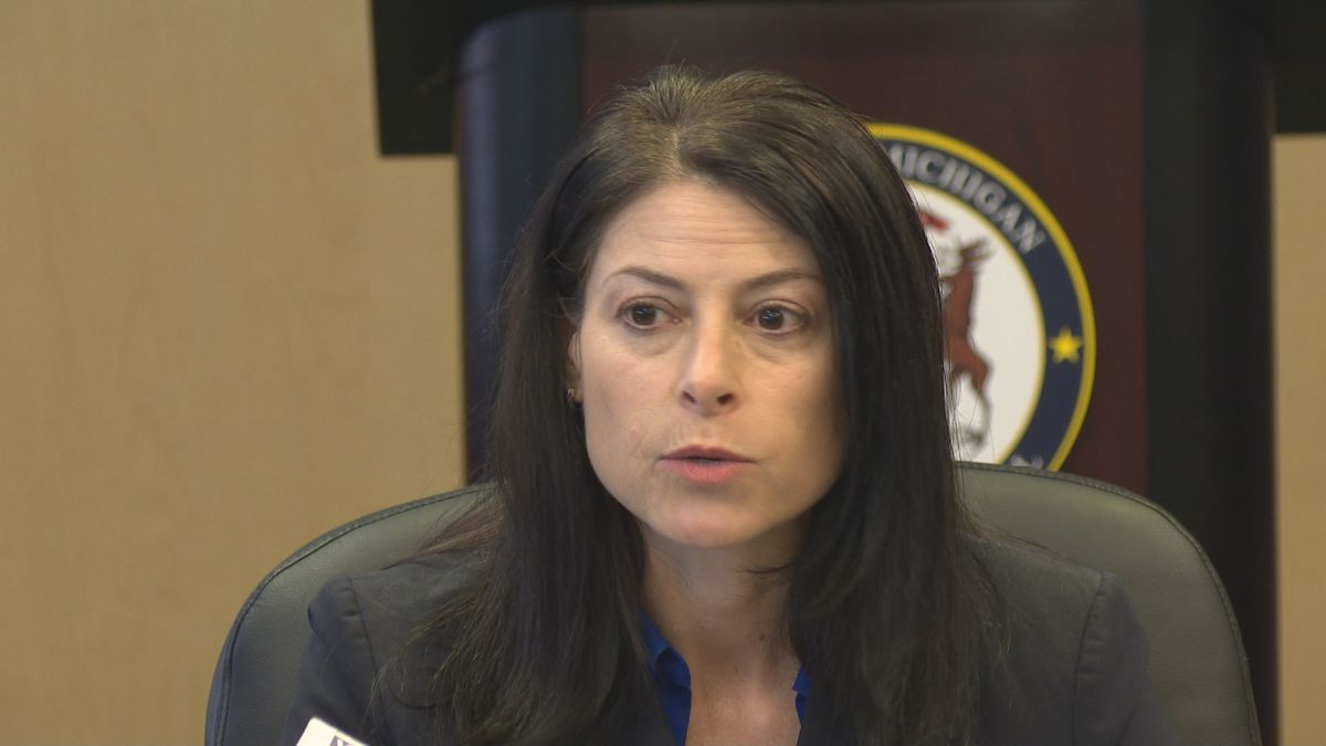 Michigan Attorney General Dana Nessel. (WILX)
