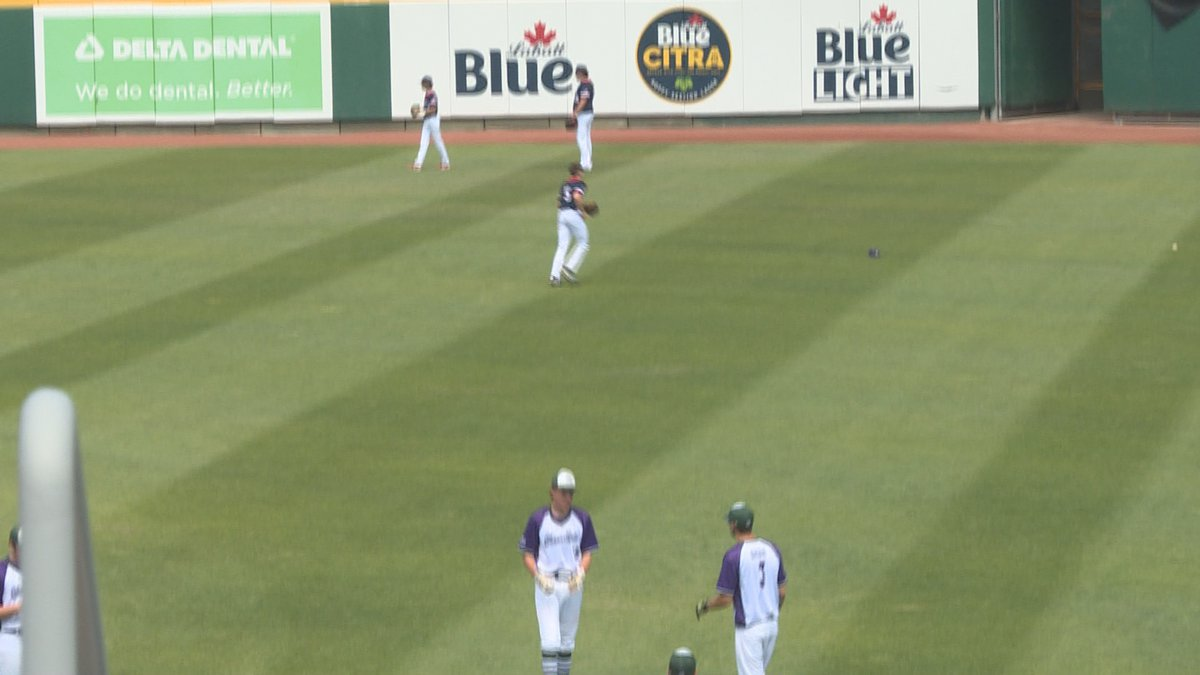 Cooley Law School Stadium is playing host to youth travel baseball tournaments while the minor...