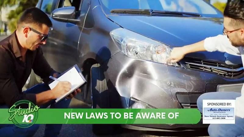 New auto insurance law