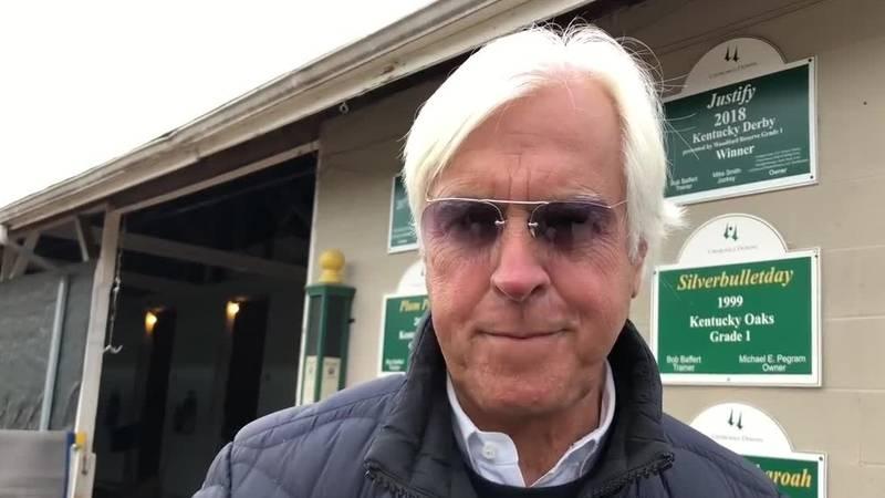 INTERVIEW: Bob Baffert talks about his Breeders' Cup contingent