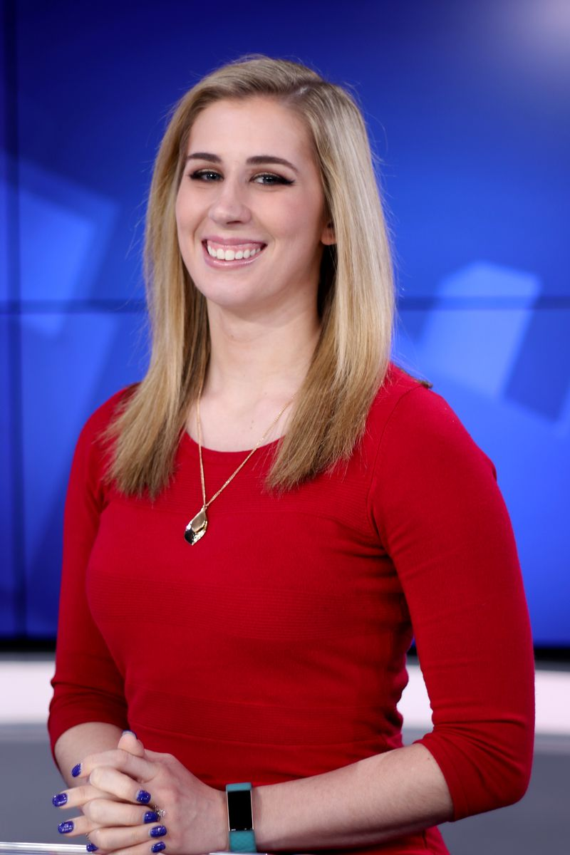 Headshot of Claire Cameron, Meteorologist