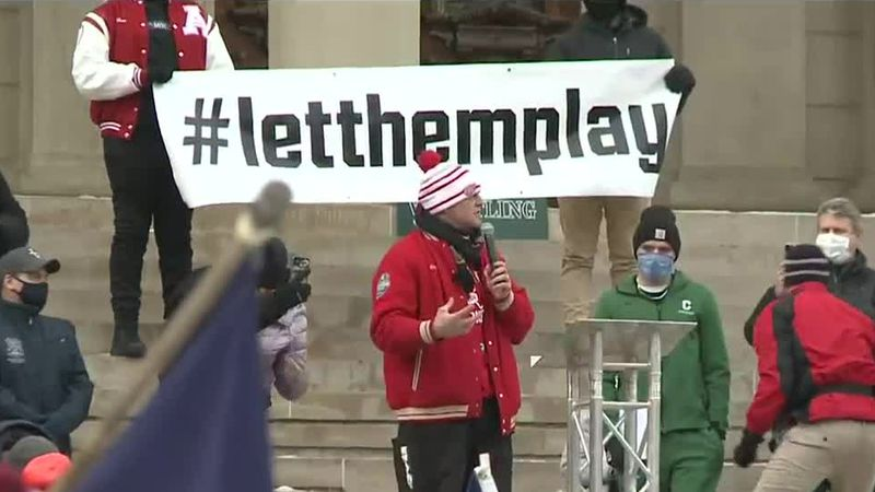 "Parents Rally To ""Let Them Play"""