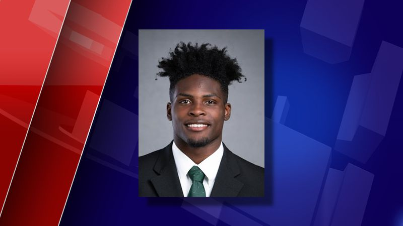 MSU wide receiver Jayden Reed was charged with OWI in July 2020.