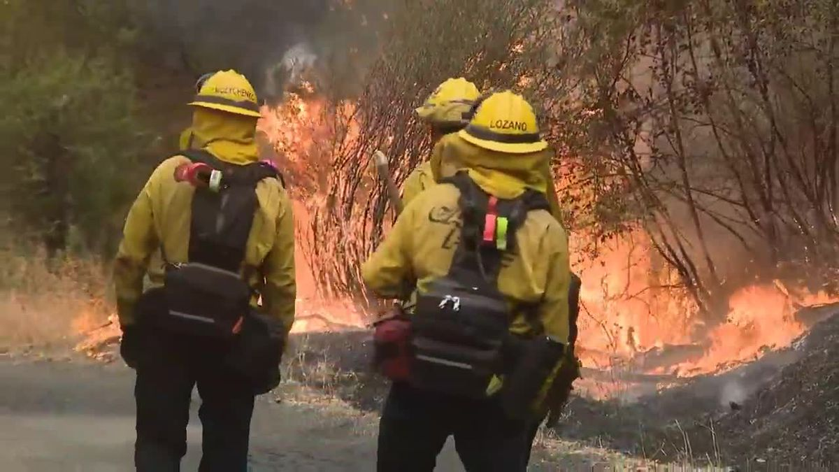 The Trump administration has rejected California's disaster relief request following record-breaking wildfires.