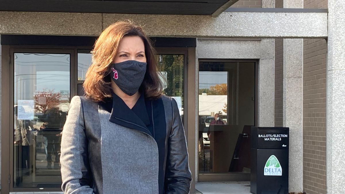 Gov. Whitmer to lift mask requirement for fully vaccinated Michiganders