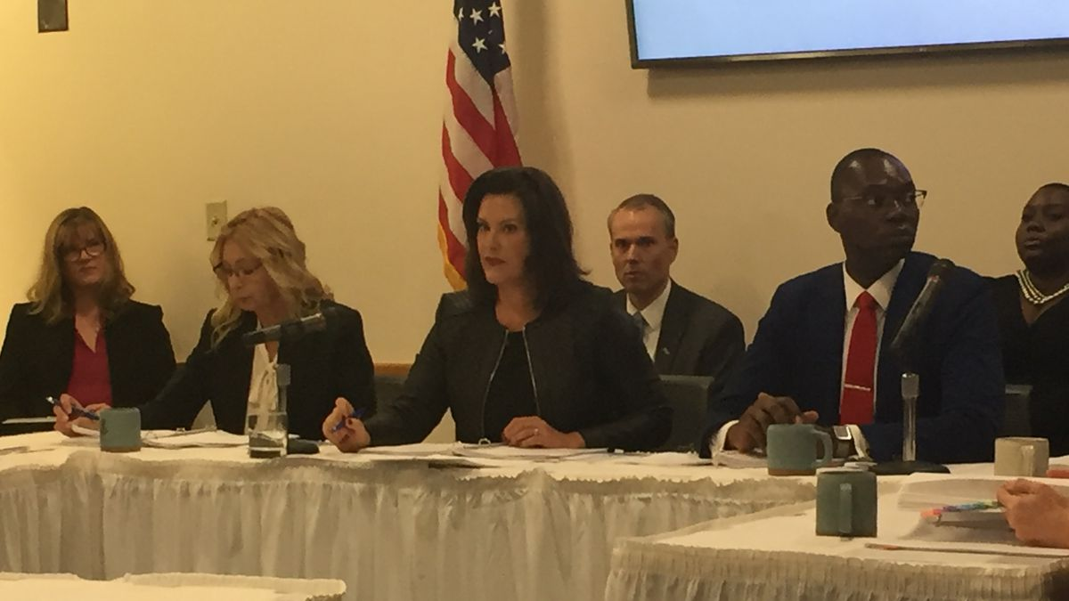 In a special State Administrative Board meeting on Tuesday, Governor Whitmer moved around millions of dollars between 13 different department budgets. (Source WILX)