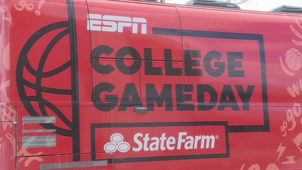 College Gameday at MSU.