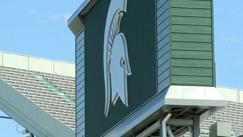 Spartan Stadium at Michigan State University in East Lansing.