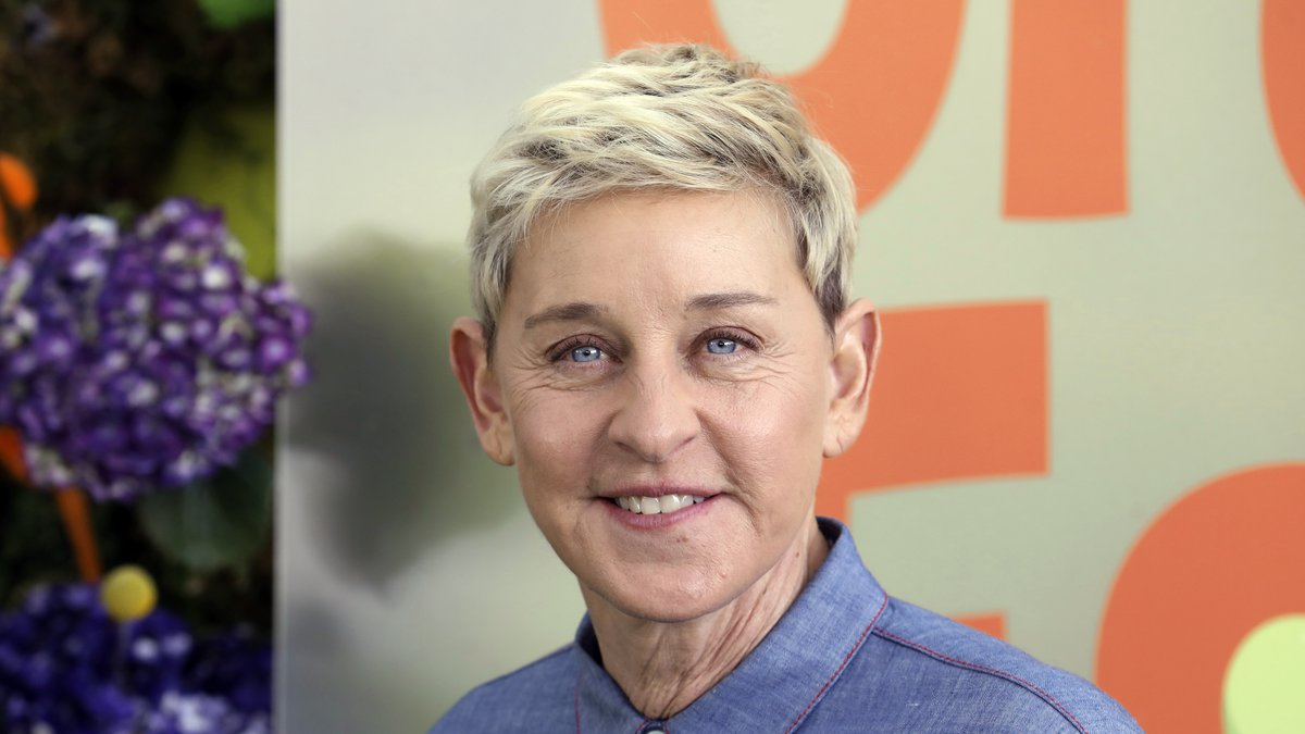 DeGeneres apologized to the staff of her daytime TV talk show amid an internal company...