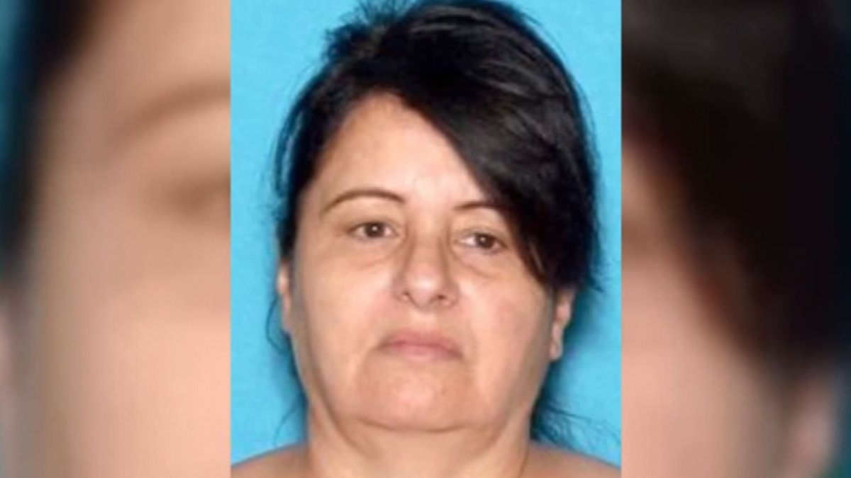 Authorities in the San Francisco Bay Area said Darlene Monticalvo posed as a nanny by stealing the identities of real caregivers. (Source: KGO/Emeryville Police/CNN)