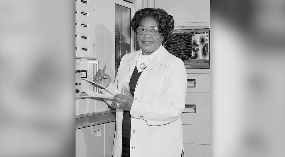 """The name of Mary Jackson, one of the inspirations for the book """"Hidden Figures,"""" now officially..."""