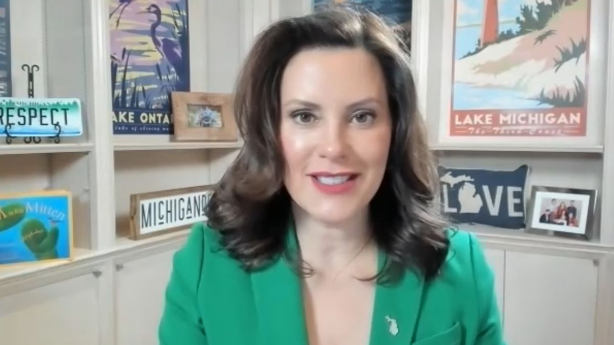 Governor Gretchen Whitmer has been nominated by President-elect Joe Biden as vice-chair of the...