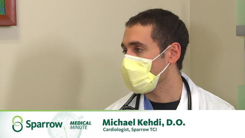 An interview with Michael Kehdi, D.O., Cardiologist, Sparrow TCI