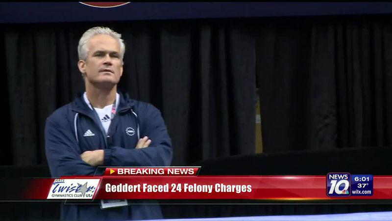 Geddert found dead at I-96 rest stop