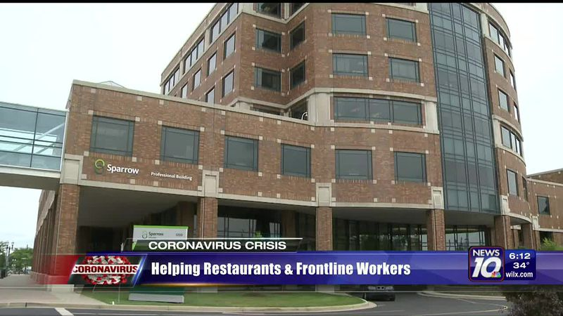FLAG organization helps restaurants and frontline workers