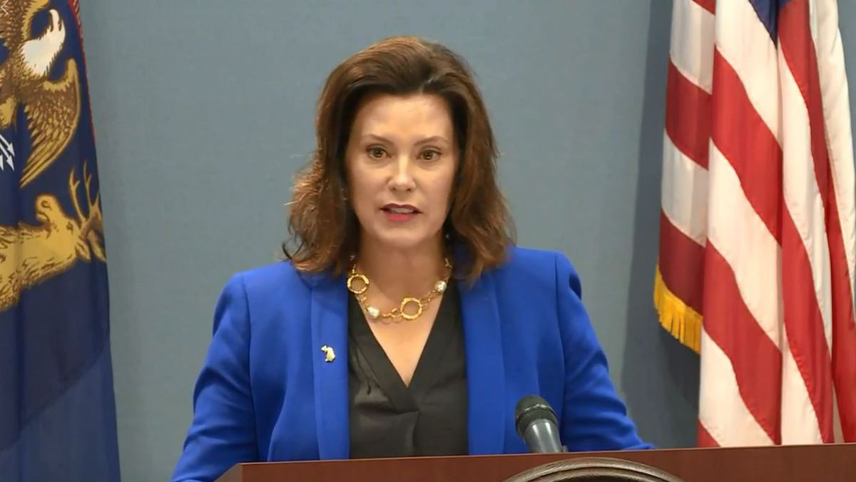 East Lansing High School In National Spotlight As Gov Whitmer Gives State Of The Union Response