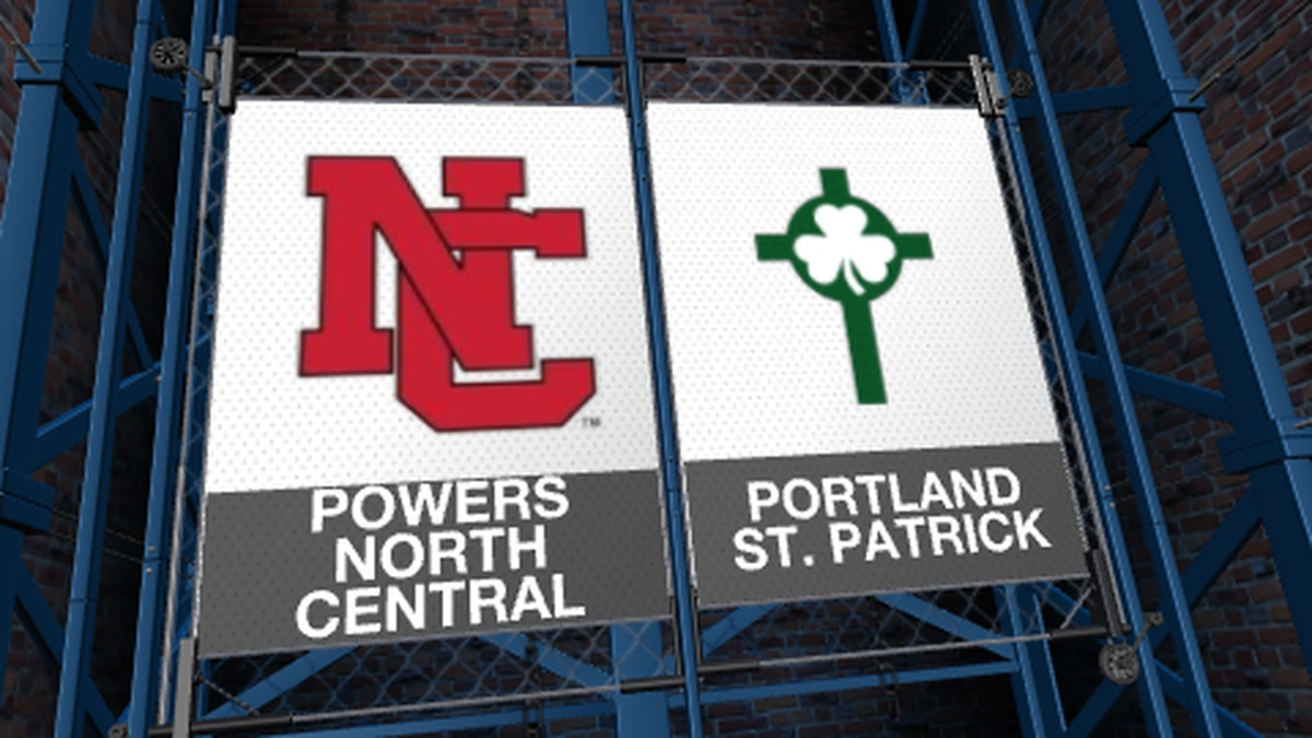 Powers North Central vs. Portland St. Patrick