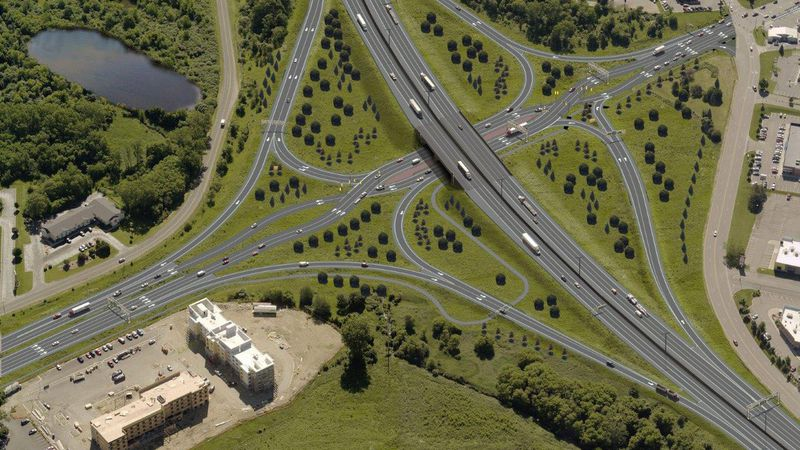 MDOT plans to build a diverging diamond in Jackson County.