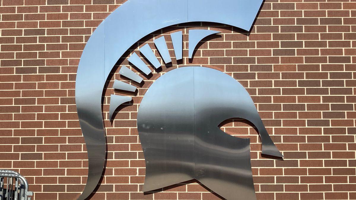 Michigan State University Spartans logo