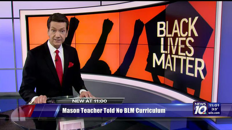 Mason teacher resigns when denied from teaching 'Black Lives Matter' curriculum