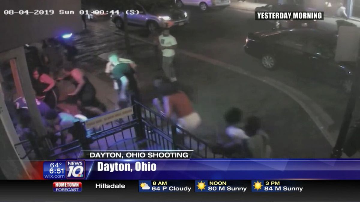 Motive unclear in Dayton, Ohio mass shooting. (Source WILX)