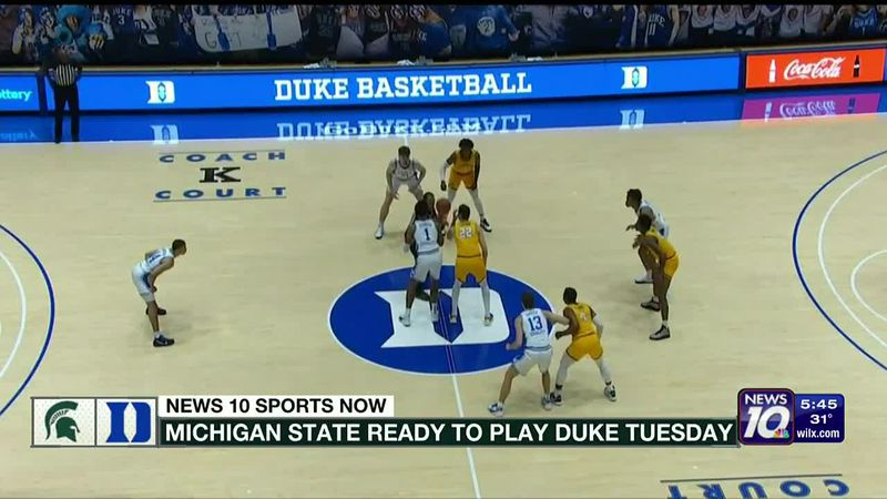 MSU set to play Duke