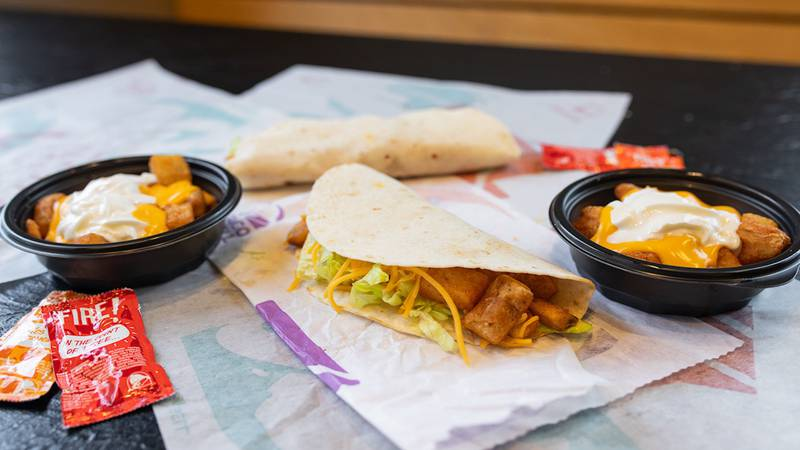 Fast food chain Taco Bell has announced it will bring back potatoes to its menu after removing...